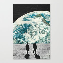 Gwalk Canvas Print