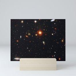 Field of Galaxies Mini Art Print
