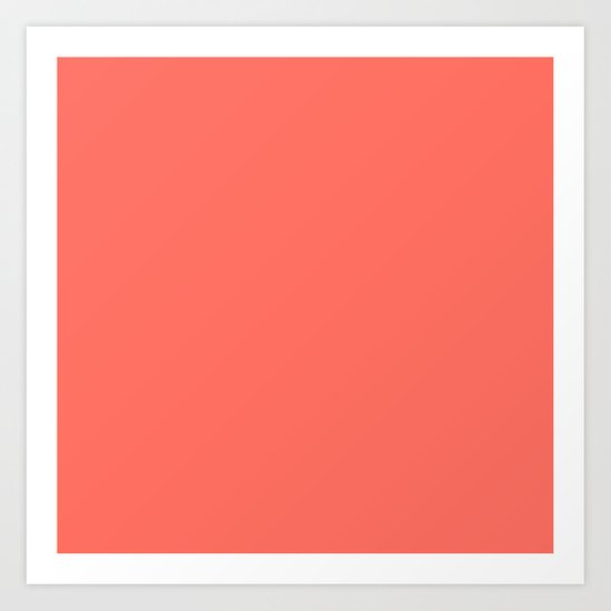 Living Coral 2019 Pantone Color of the Year by followmeinstead