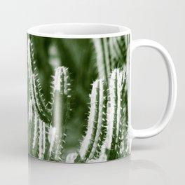Vintage Cactus Print III Coffee Mug