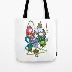 Adventure Time fan art celebration! Tote Bag