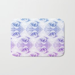 Staring Into Space Bath Mat