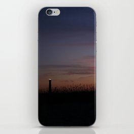 Cape Hatteras Lighthouse at Sunset iPhone Skin