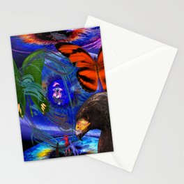 Eco Do they not know Stationery Cards