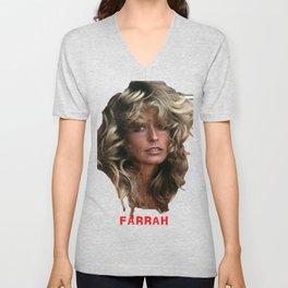 Farrah Unisex V-Neck