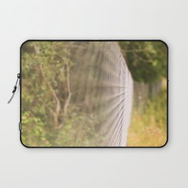 Field fence Laptop Sleeve