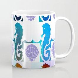 Seahorses & Shells 2 Coffee Mug