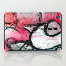 breaking the house iPad Case
