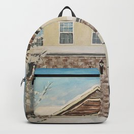 A Cozy Home Backpack