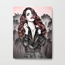 Dark Eden Metal Print