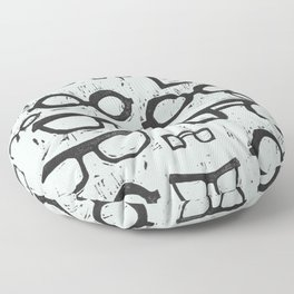 What to wear? Floor Pillow