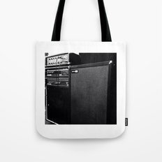 Preamp - Stacks Tote Bag