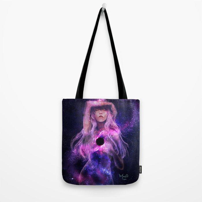 Supermassive Black Hole Tote Bag