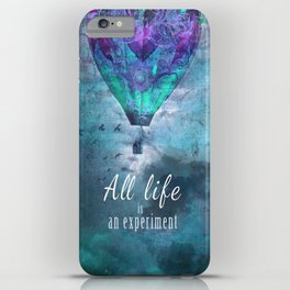 All life... iPhone Case