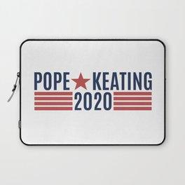 Pope Keating 2020 Laptop Sleeve