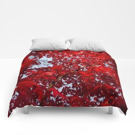 Jubilant Japonica Comforters