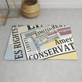 Limited Government Rug