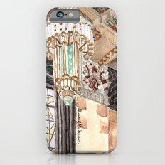inside the Art Deco spaceship Slim Case iPhone 6s