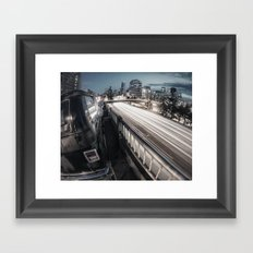 I-5 Framed Art Print