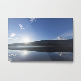 That lake tho Metal Print