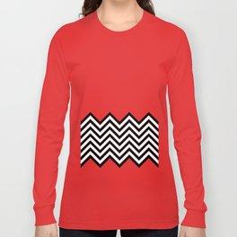 Black Lodge Dreams (Twin Peaks) Long Sleeve T-shirt
