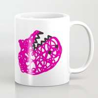 brain Mugs featuring brain by Bearcat