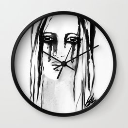 another goodbye Wall Clock