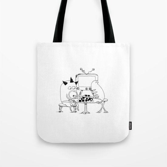 I don't like the drugs Tote Bag