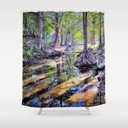 Wimberley Shower Curtain