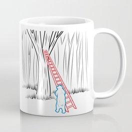 DA BEARS - CLIMBING Coffee Mug
