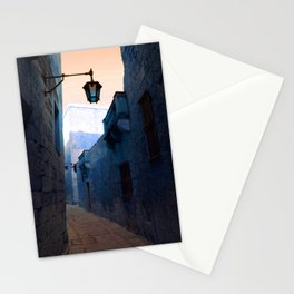 Mdina Blues Stationery Cards