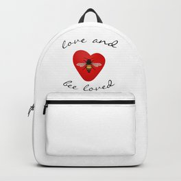 Love and Bee Loved Backpack