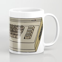 Commodore 64 Retro Computer Coffee Mug