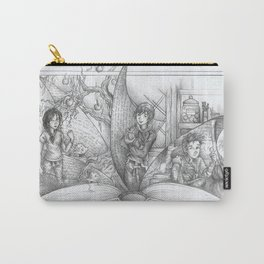 The Secret Life of Fairytales... Carry-All Pouch