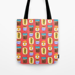 Lovely Comforts in Taiwan Tote Bag