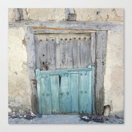 Doors of Perception 27 Canvas Print