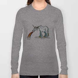 A Unicorn For Drunks Long Sleeve T-shirt