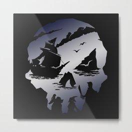 Sea of Thieves Metal Print