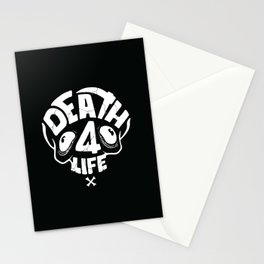 Death4life Stationery Cards