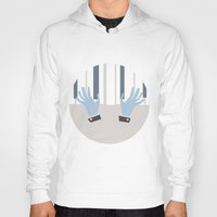 piano Hoodies featuring piano by liva cabule