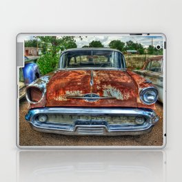 Route 66 Oldsmobile Laptop & iPad Skin