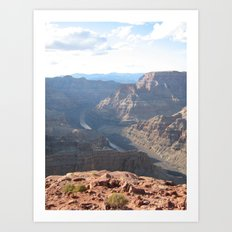 Grand Canyon 03 Art Print