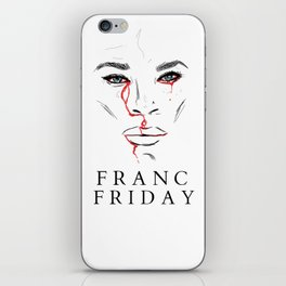 Are These Words from the Future? iPhone Skin