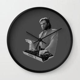 DJ Obi 1 Wall Clock