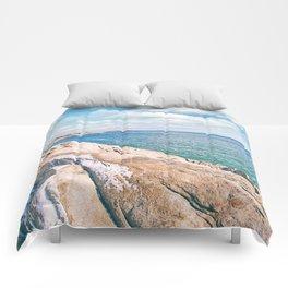 Narragansett Rocks Comforters