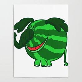 Fruit Melon, Fruits Poster