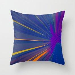 Rubis Automata 1 Throw Pillow