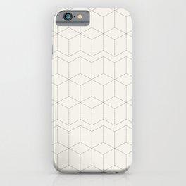 Geometric Pattern | Shapes Symbols Geometry iPhone Case