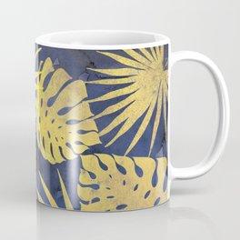 Tropical Leaves Pattern 6 Coffee Mug