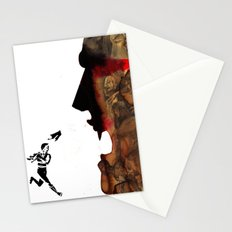 Blade vs the world Stationery Cards